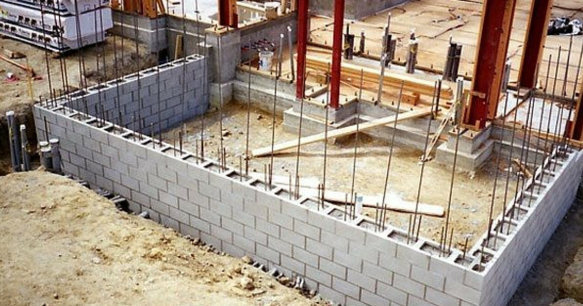 How To Build A Block Foundation