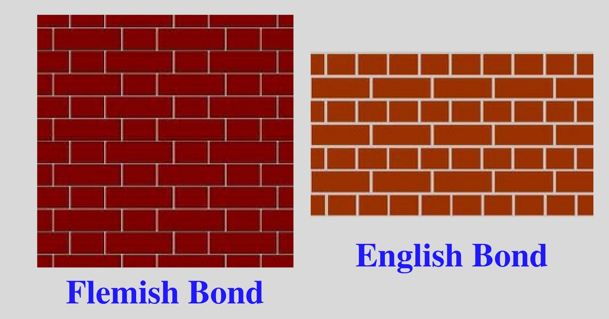 Difference between english bond and flemish bond civil snapshot difference between english bond and flemish bond ccuart Images