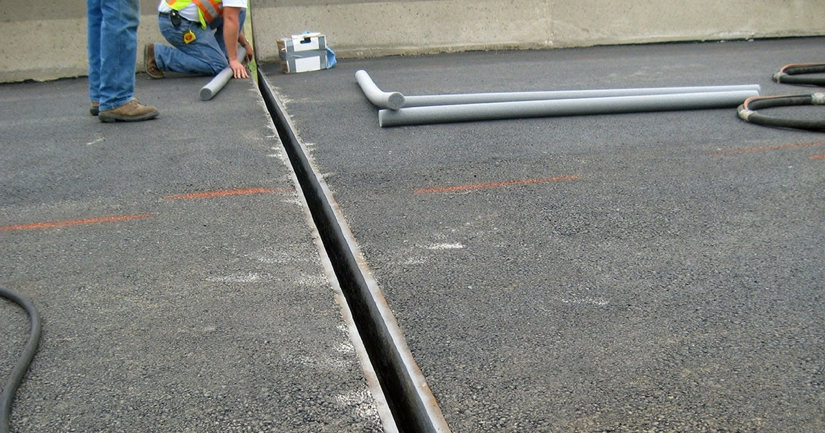 What is an expansion joint in concrete civil snapshot