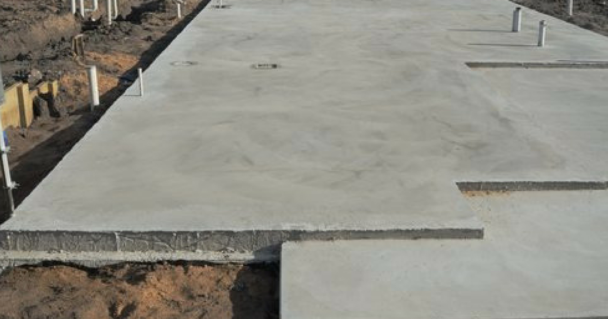 Difference Between Ordinary Concrete Slabs And Concrete