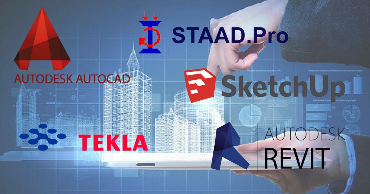 List of Softwares for Civil Engineering - Civil Snapshot