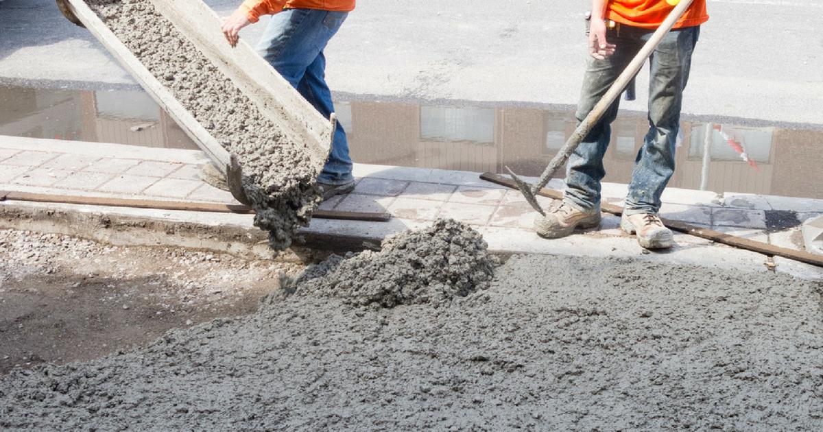 Качественный бетон Промбудцентр