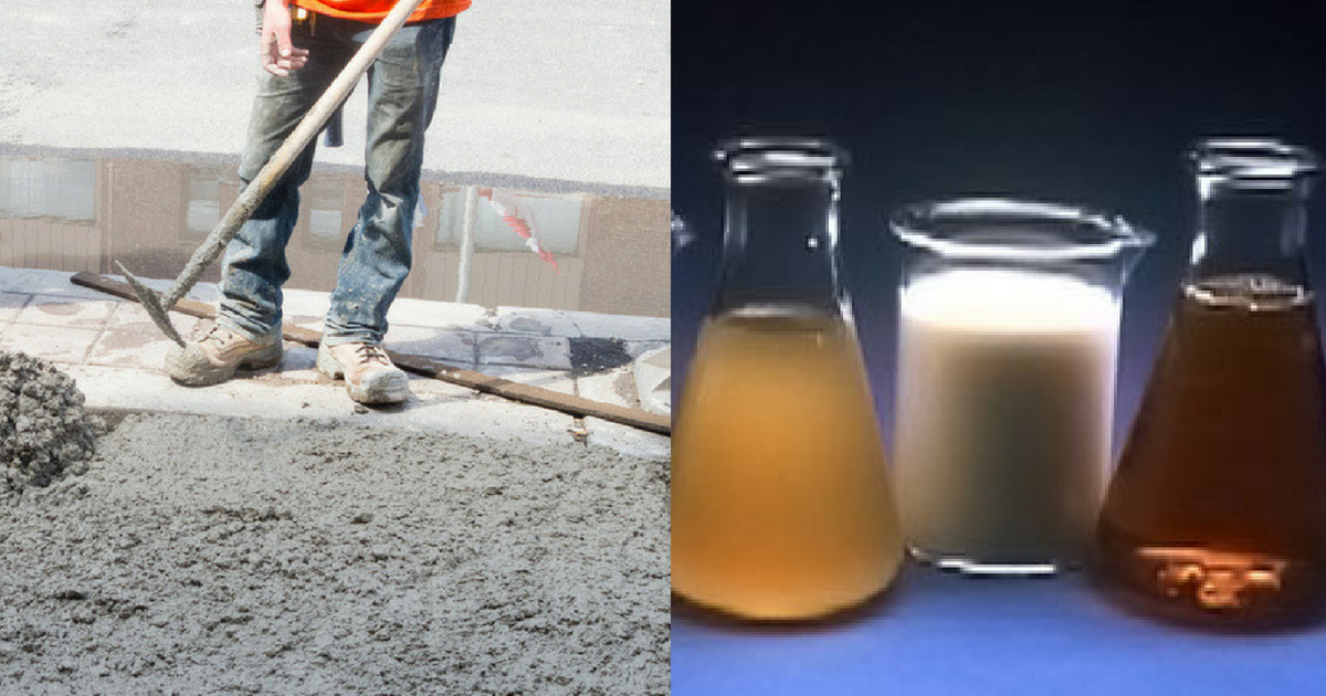 Chemical And Mineral Admixtures For Concrete Civil Snapshot