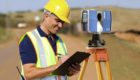 Definition of Land Surveying